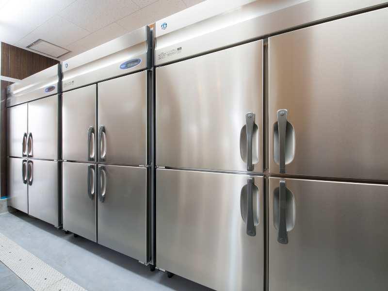業務用冷蔵・冷凍設備